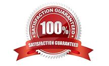 100% Satisfaction Gurranteed